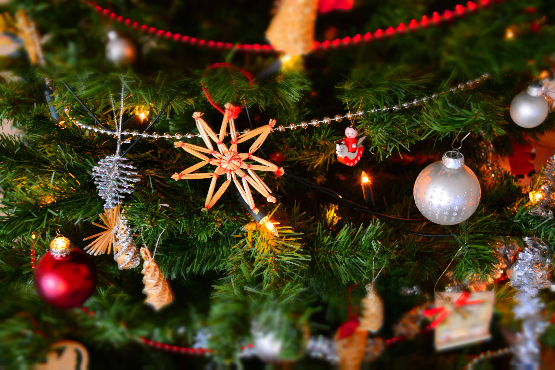 Aangepaste kerstmarkt