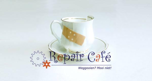Repair Café in Kringloper Almere