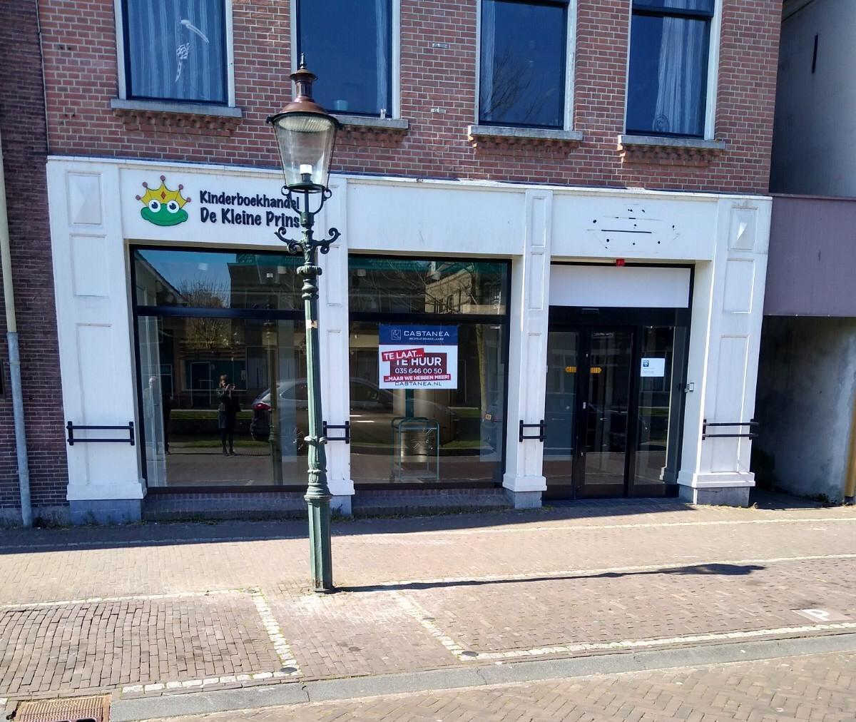 Nieuw pand in Weesp