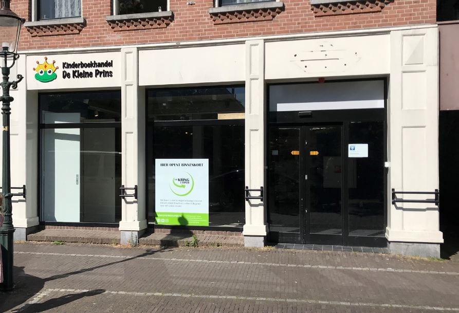 Nieuwe locatie Kringloper Weesp