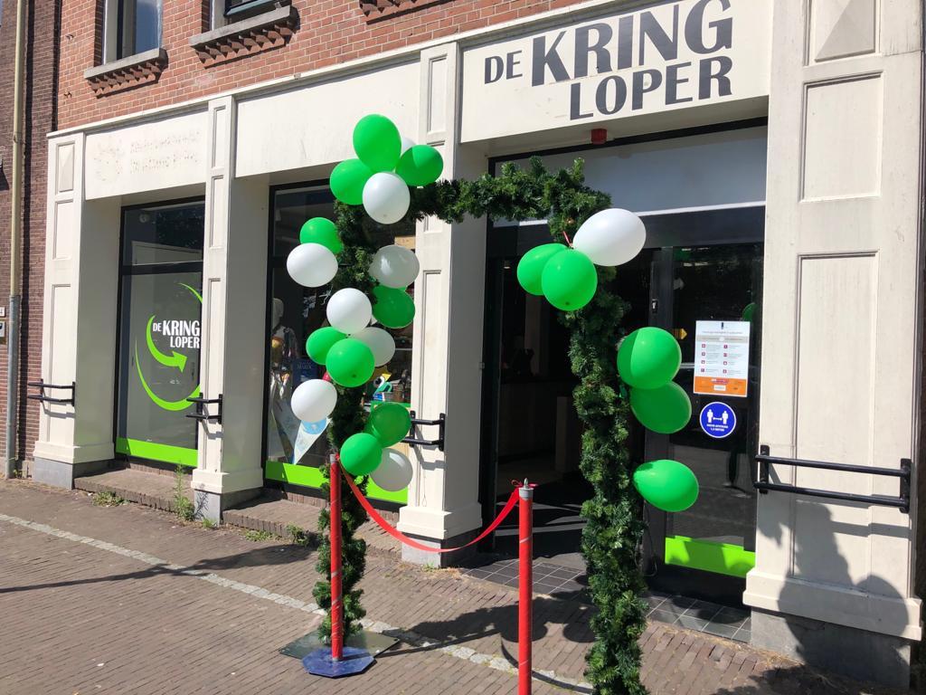 Opening nieuwe Kringloper Weesp