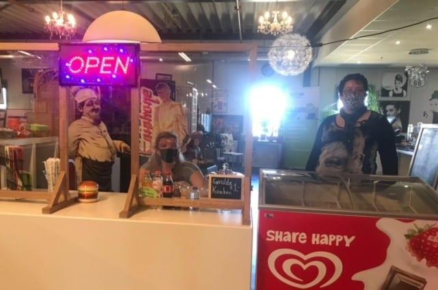 Lees meer over het artikel Take away bij Coffee Corner Almere
