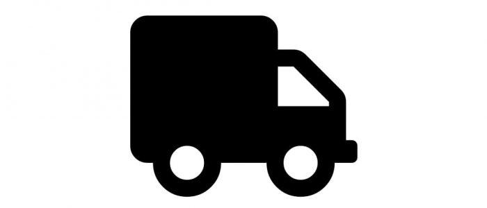 Plaatje vrachtwagen